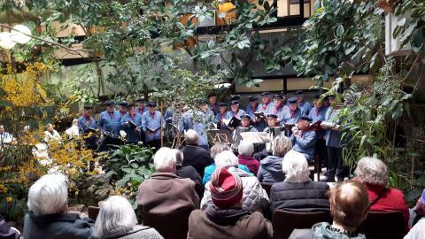 Shanty-Chor in St. Vinzenz
